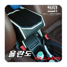 SUJAKNAM CHEVROLET ORLANDO - CUSTOM MADE MULTIPURPOSE CONSOLE BOX